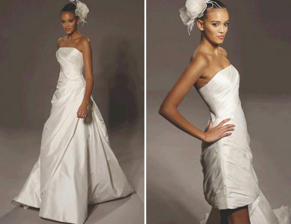 WhiteAzalea Elegant Dresses: Elegant 2 In 1 Wedding