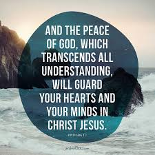 Image result for may the peace that transcends all understanding