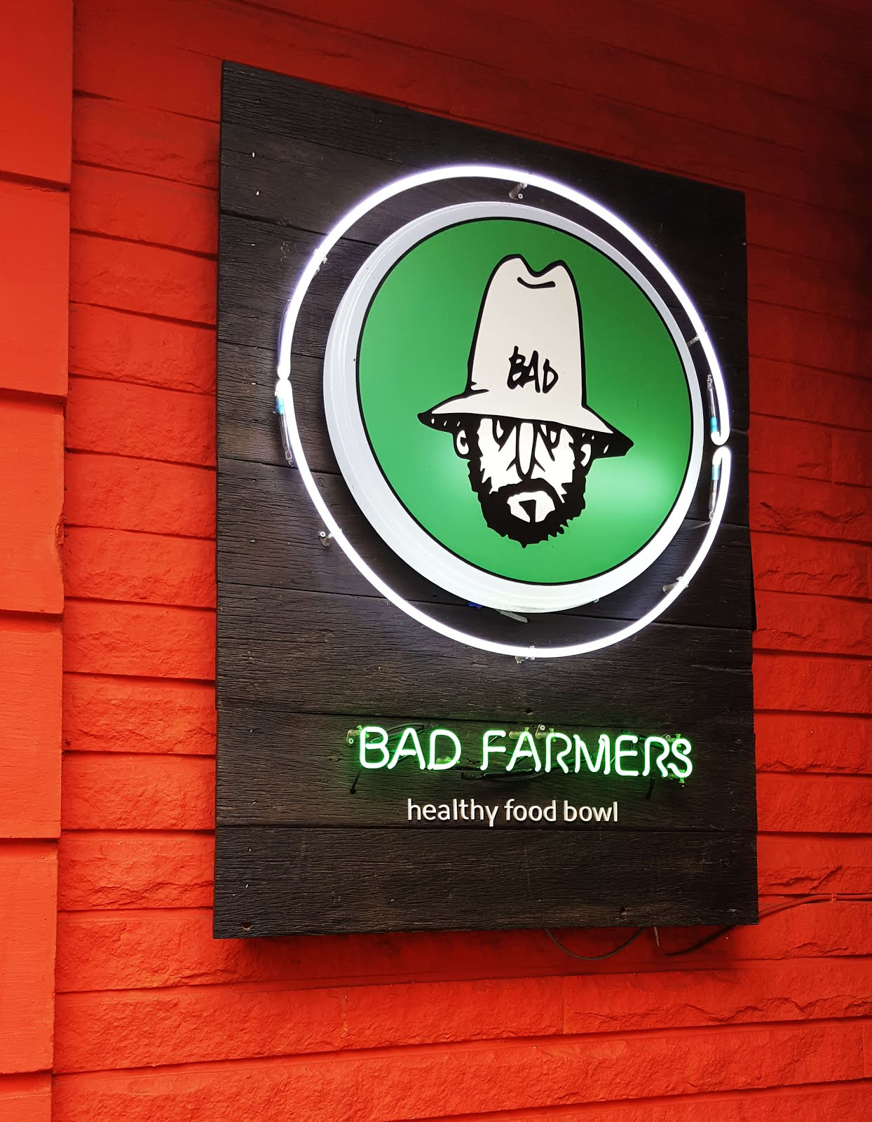 Bad farmers garosugil seoul south korea