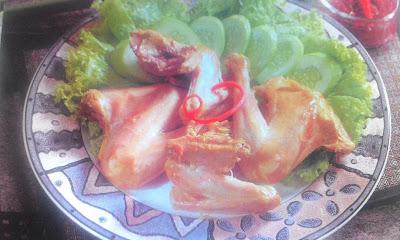 Resep Masakan kreatif Ayam Goreng Pop Bikin ketagihan