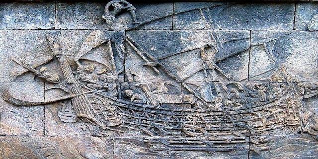 Kapal Borobudur Abad Ke-8