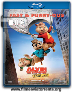Alvin e os Esquilos: Na Estrada Torrent - BluRay Rip
