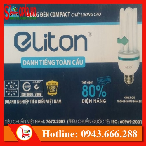 Bóng đèn Compact Eliton chất lượng cao