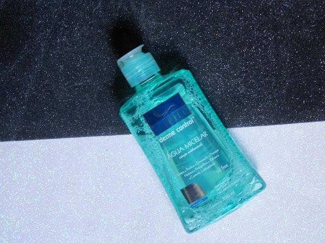 Resenha: Água micelar para peles mistas à oleosas da Nupill