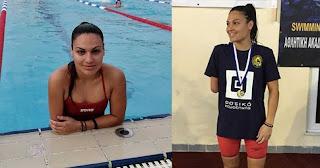 Η αθλήτρια με αναπηρία Έφη Γκουλή αποδεικνύει ότι στη ζωή δεν υπάρχουν όρια
