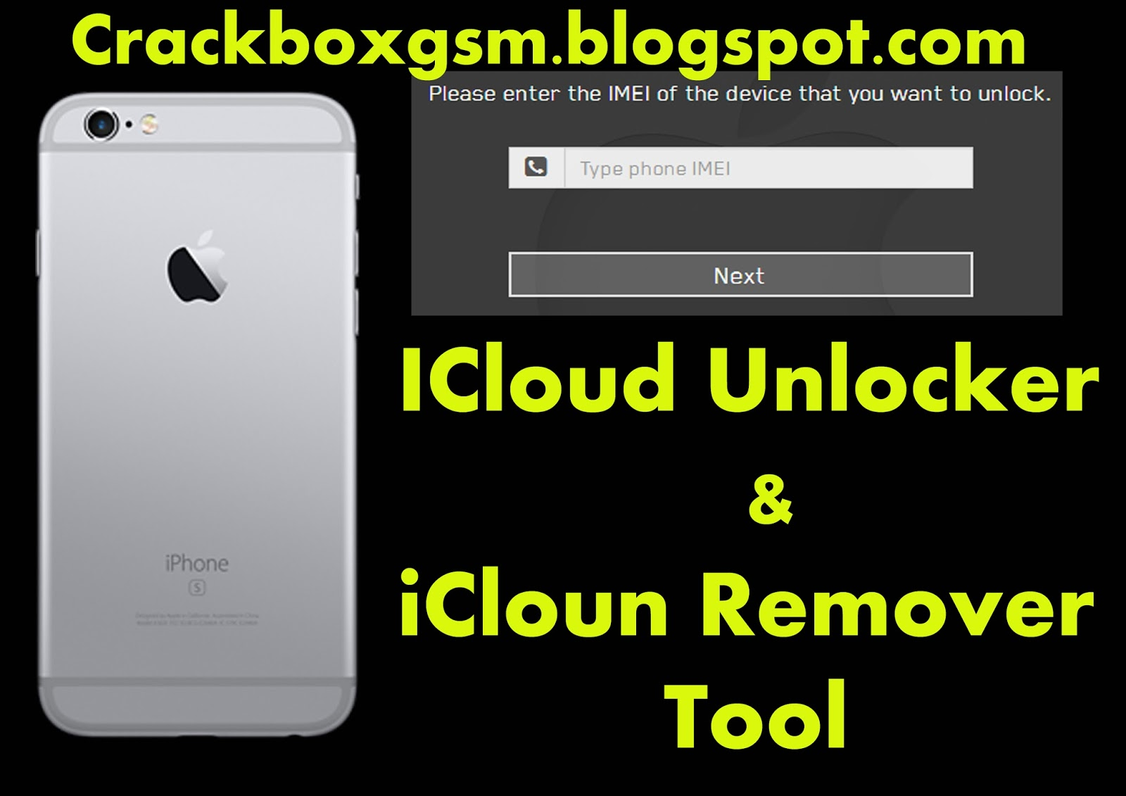 Iphone S Screen Removal Tool
