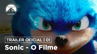 Sonic – O Filme: Trailer Dublado do filme com Jim Carey como vilão