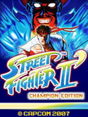 Black 0 Nokia C3 Game Street Fighter 2 Champion Edition