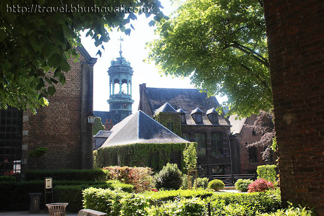 Unusual things to do in Mons Mayors Garden