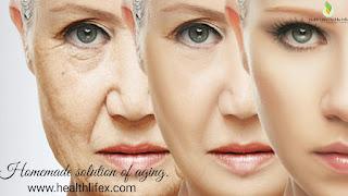 anti aging homemade tips in hindi.