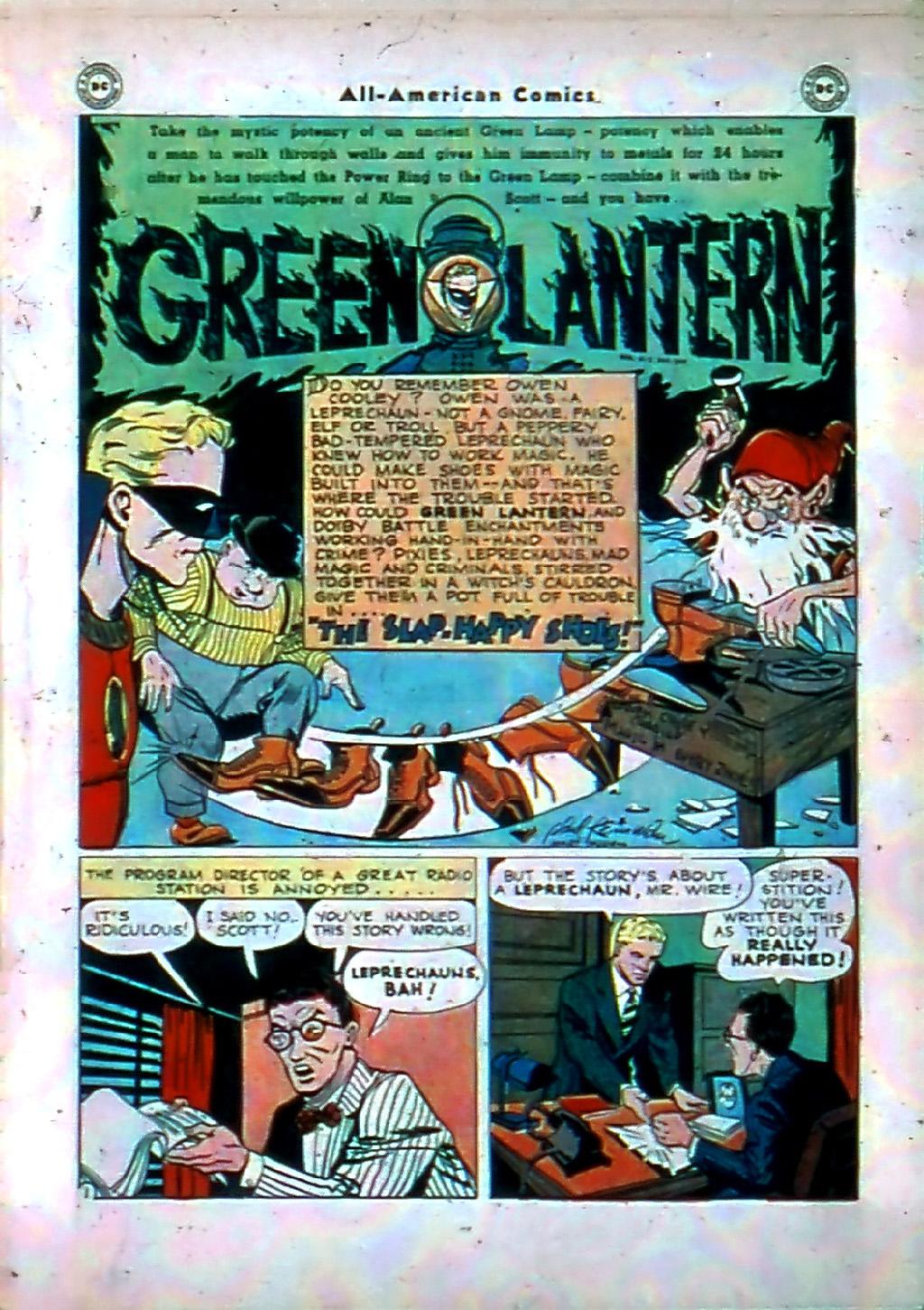 Read online All-American Comics (1939) comic -  Issue #74 - 3
