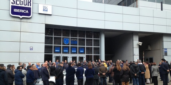 Caos en Segur Ibérica: liquidación, impago de nóminas y 300 despidos