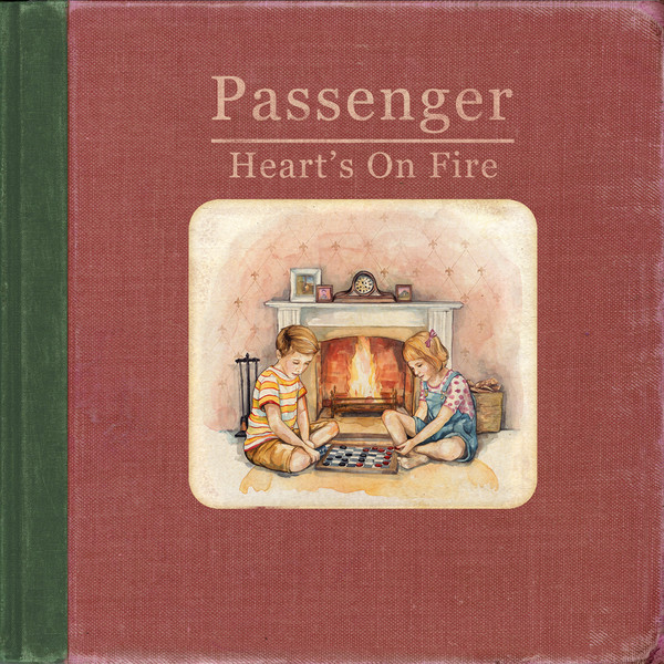 Passenger - Heart's On Fire - Single Cover