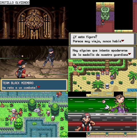 Pokemon Black Dark