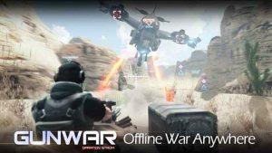 Gun War SWAT Terrorist Strike Mod Apk Terbaru v2.7.0 untuk Android