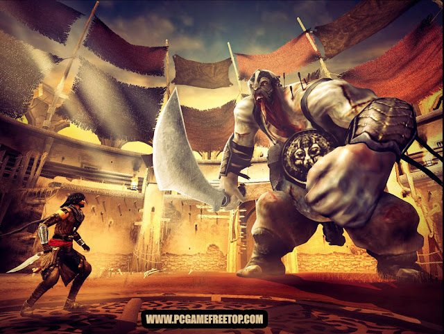 Prince of Persia: The Two Thrones Game Download Free For Pc