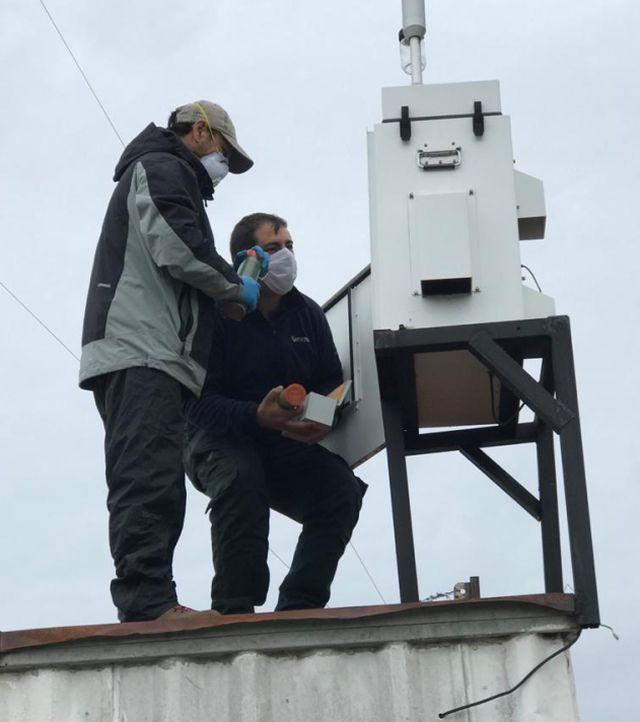 Puerto Varas: nueva estación de monitoreo de calidad del aire