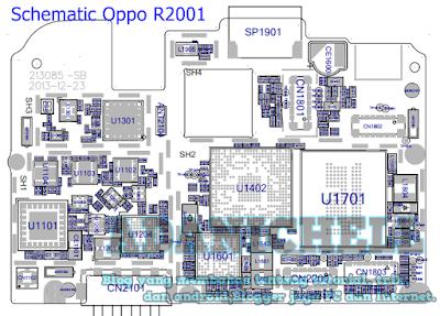 Schematic Oppo R2001