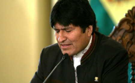 Ministros bolivianos presentarán su renuncia colectiva tras informe presidencial