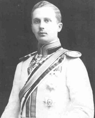 """Prince Moritz of Schaumburg-Lippe"""