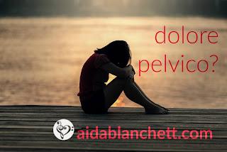 Dolore Pelvico: ti vedo, ti sento e ti capisco perché sono stata dove sei tu per 12 lunghi anni - e posso aiutarti a uscirne. Elena Tione Healthy Life Coach | www.aidablanchett.com