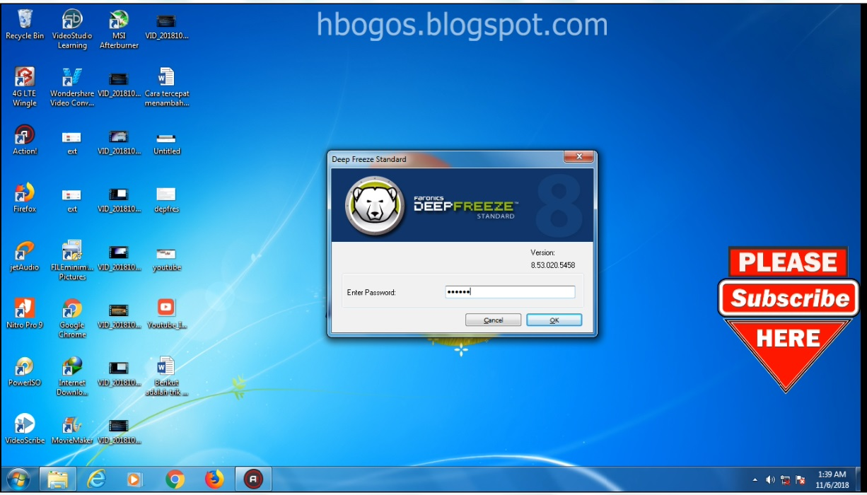 How To Uninstall Or Delete Deep Freeze Without Password ( Less Than 1  Minute )
