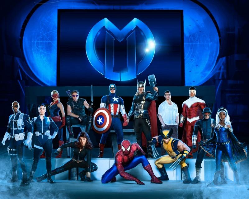 Marvel Universe Live #MarvelUniverseLive