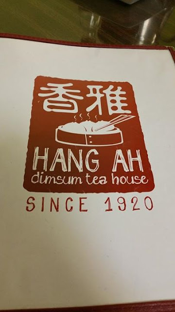 Hang Ah Tea Room. San Francisco since 1920