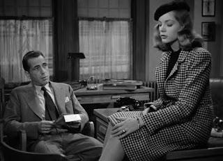 Humphrey Bogart, Lauren Bacall - El sueño eterno 1946