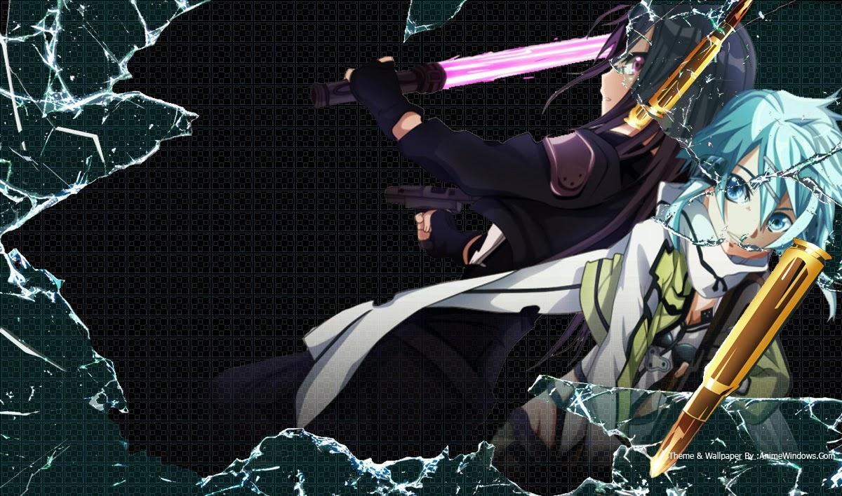 Theme Anime Windows |Your Anime Theme Windows Source
