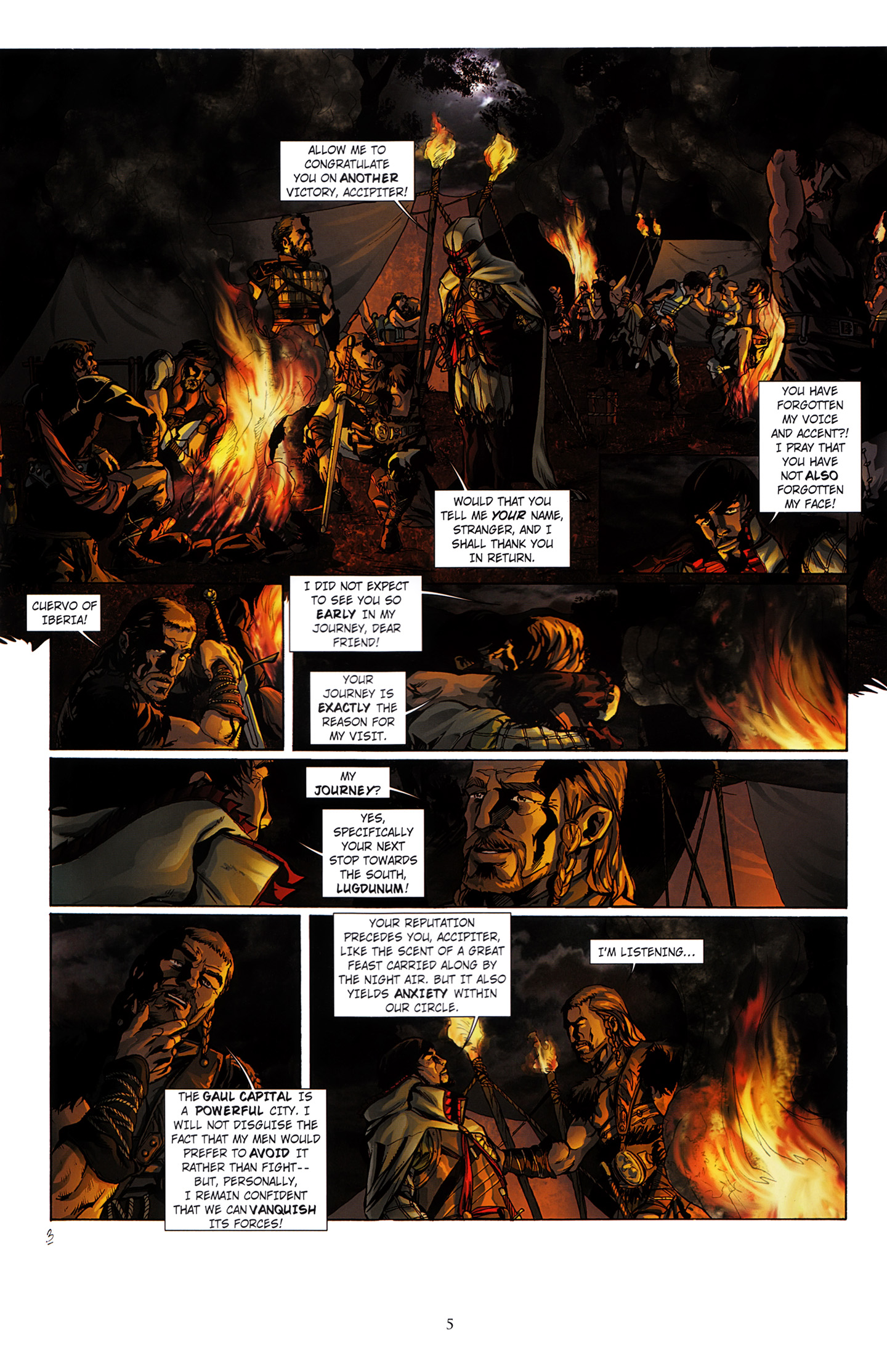Read online Assassin's Creed (2012) comic -  Issue #3 - 9