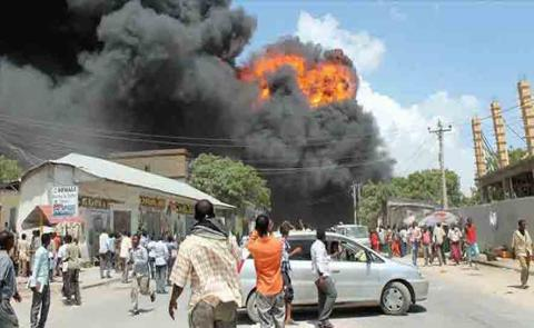 Nigeria: Suicide bombers kill more than 60 people