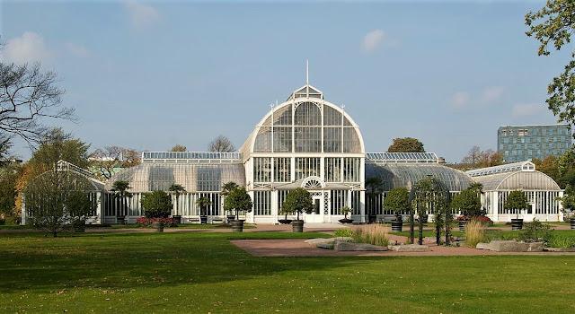 Palmehuset i Trädgårsforeningen, Gøteborg