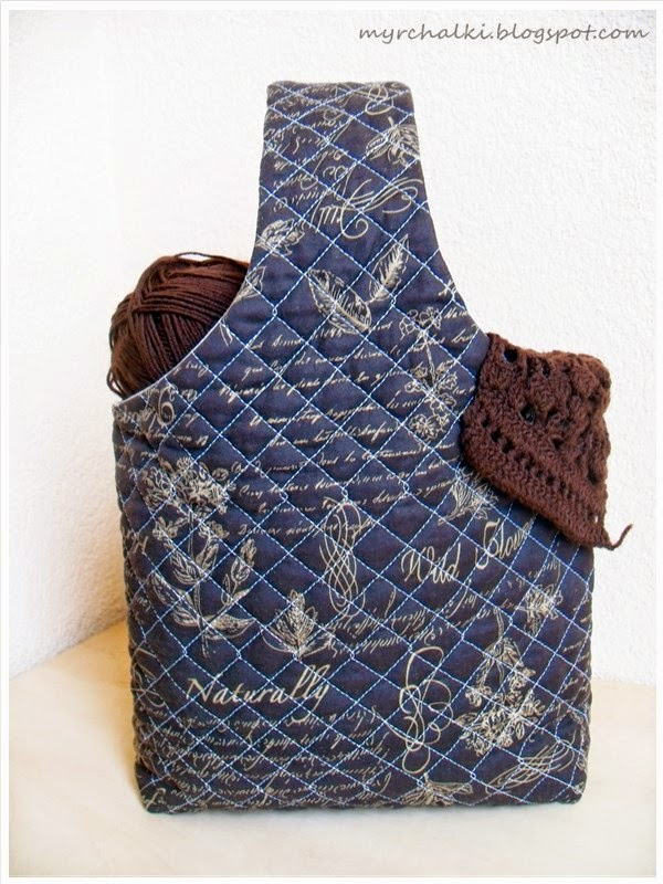 Шикарные сумки вязаные крючком и спицами