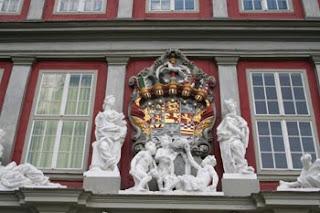 Parkschlösschen - Barockfassade