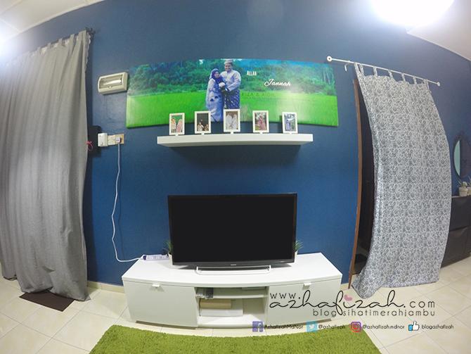 Susun Atur Tv Di Ruang Tamu Desainrumahid