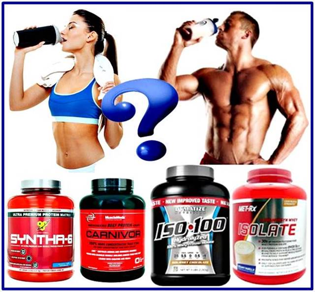 Quiénes deben tomar batidos de proteínas varias veces al día