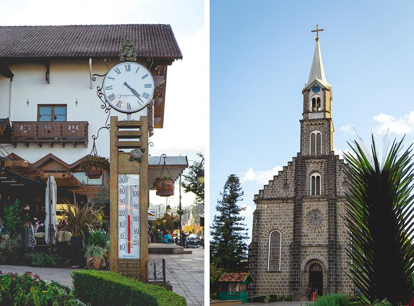 paróquia de São Pedro em Gramado