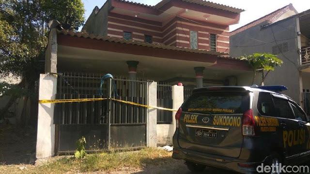 Densus Kembali Tangkap Satu Keluarga Terduga Teroris di Sidoarjo