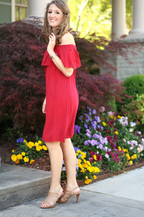 Stitch Fix April RD Style Vierra Off Should Dress