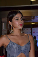 Rhea Chakraborty in a Sleeveless Deep neck Choli Dress Stunning Beauty at 64th Jio Filmfare Awards South ~  Exclusive 067.JPG