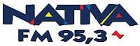 Rádio Nativa FM 95,3 de São Paulo SP
