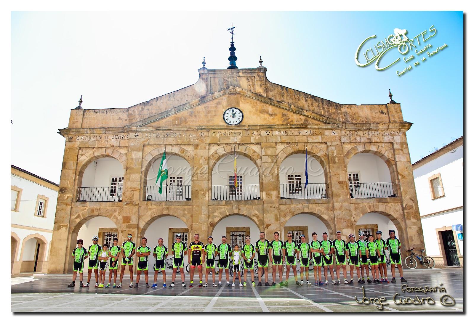 Foto Video Jorge Cuadro C Club Ciclista Cortes De La Frontera