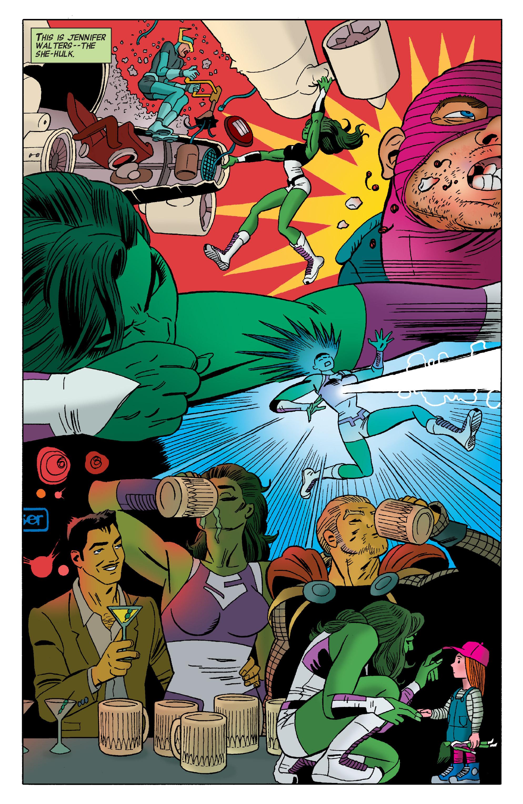 Read online She-Hulk (2014) comic -  Issue #1 - 3