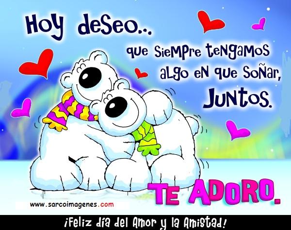 Tarjetas De Amor Y Amistad 2016 Imagenes Con Frases C Cortas De Amor