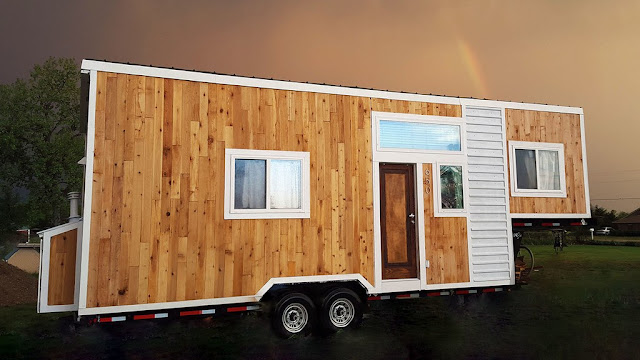 Terraform tiny house