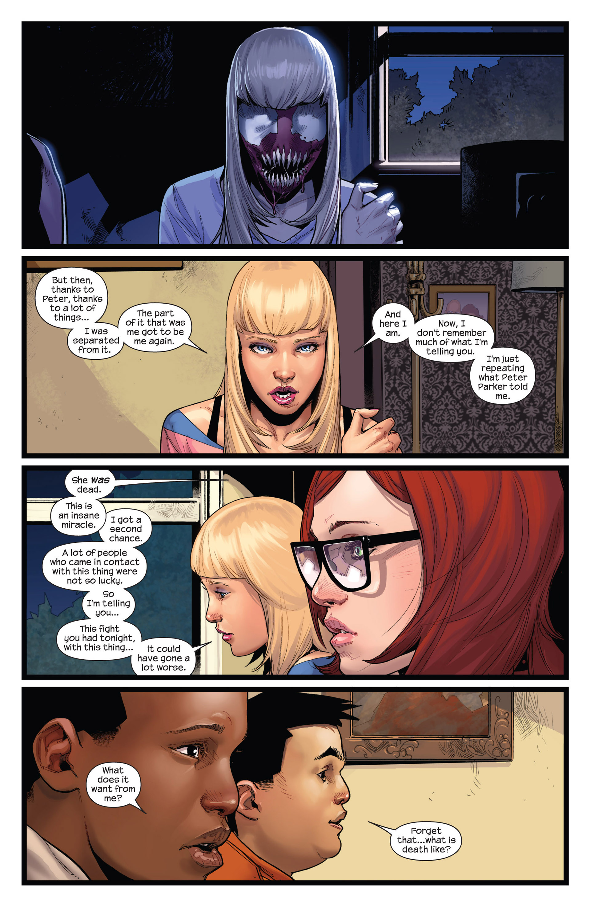 Read online Ultimate Comics Spider-Man (2011) comic -  Issue #21 - 15