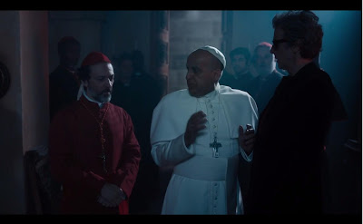 Doctor Who and Pope