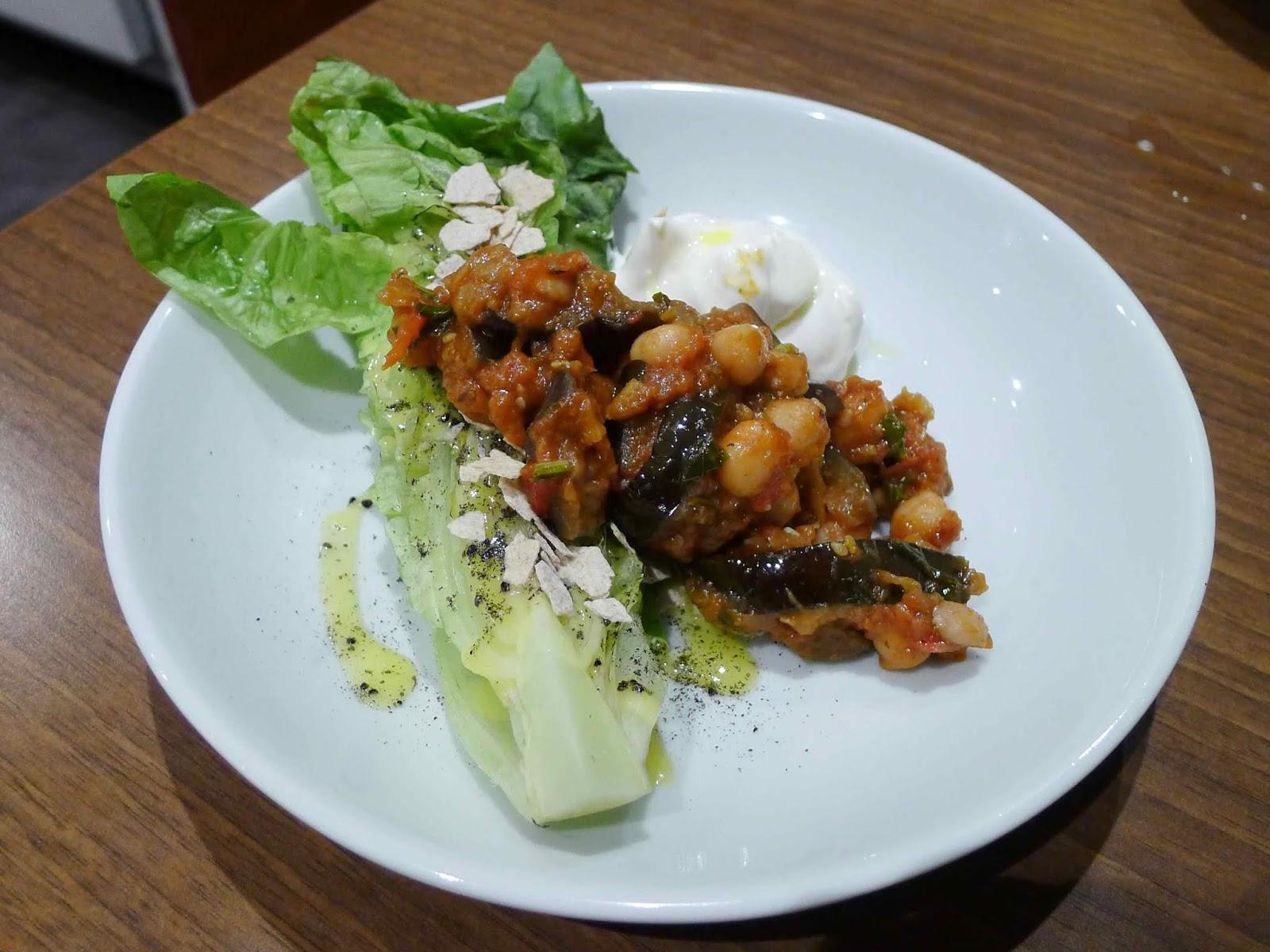 GourmetGorro: Dirt, Cardiff, vegetarian pop-up restaurant review