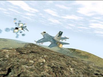 لعبة الطائرات الحربية F-16 Multirole Fighter